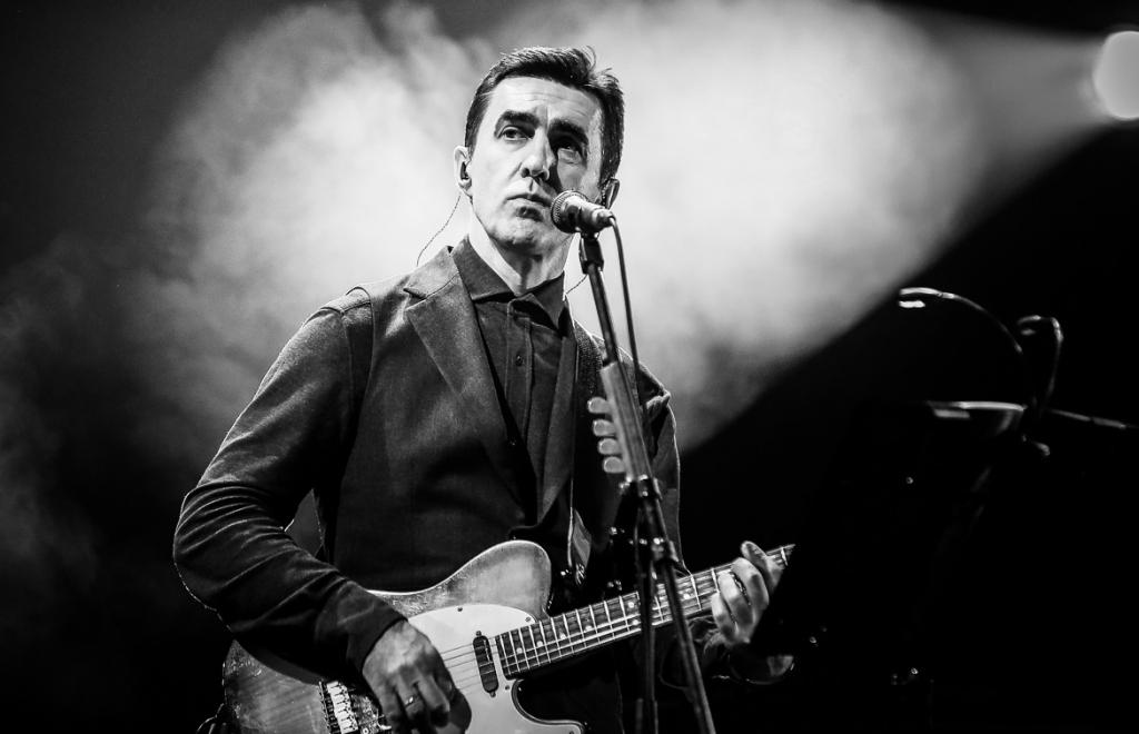 Лидер культовой рок-группы Nautilus Pompilius выступит в Челябинске с большим концертом 8 апреля