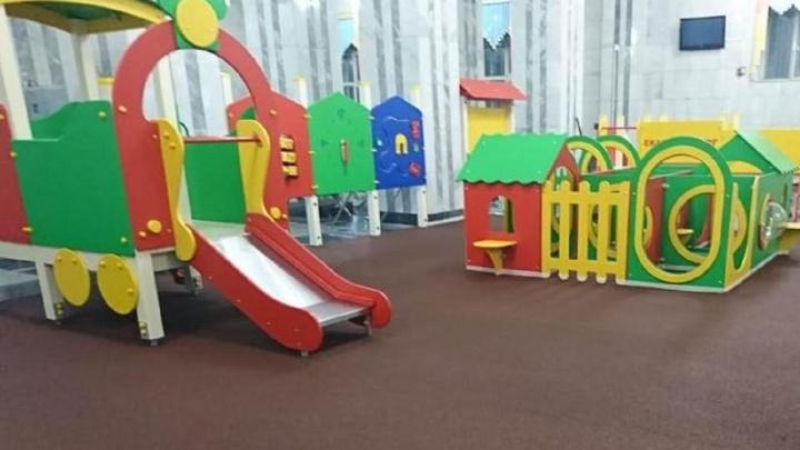 На вокзале Пермь II появится бесплатная детская площадка