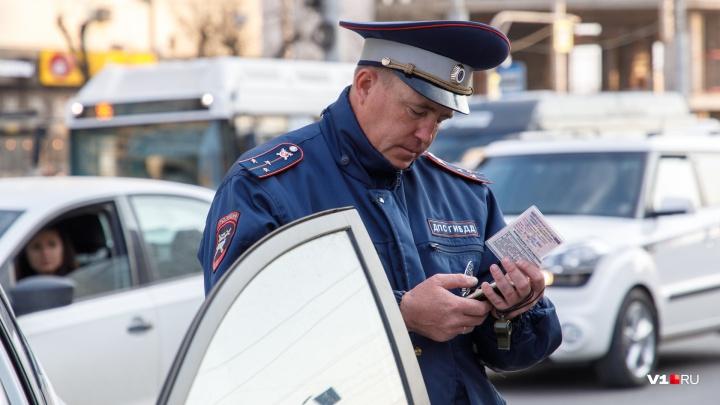 В Волгоградской области на пьяных водителей возбудили три уголовных дела