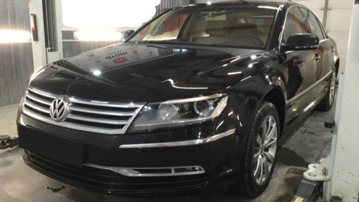 Новосибирец купил роскошную машину чиновника-взяточника и перепродаёт её в 2 раза дороже