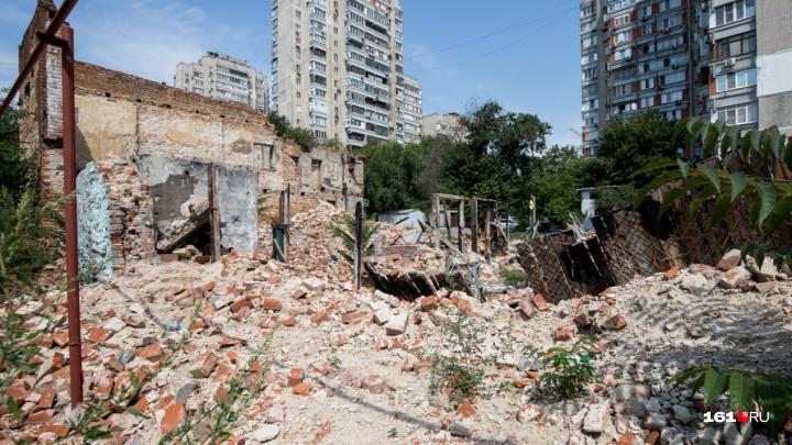 В Ростове завершили расследование пожара на Театральном спуске. Публикуем итоги