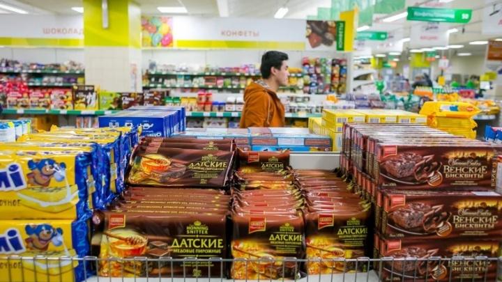Замешкавшийся покупатель в супермаркете оказался преступником в федеральном розыске