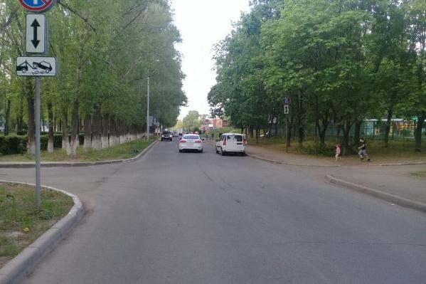 ДТП в Тольятти произошло средь бела дня