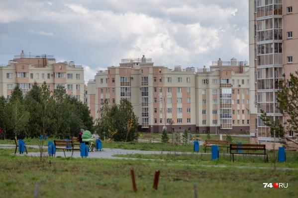 Застраивать «Белый хутор» начали в 2013-м, а первые дома здесь сдали в сентябре 2014 года