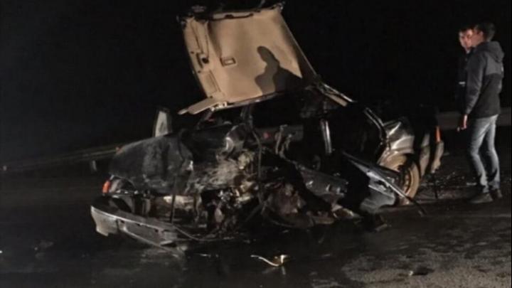 «Он получил права недавно»: авария на трассе Самара — Бугуруслан унесла жизнь 25-летнего водителя