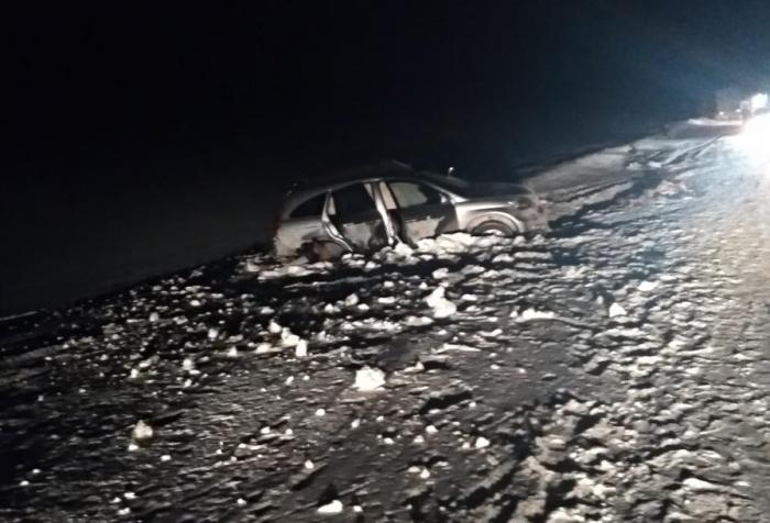 После ДТП водитель «Хонды» впал в кому