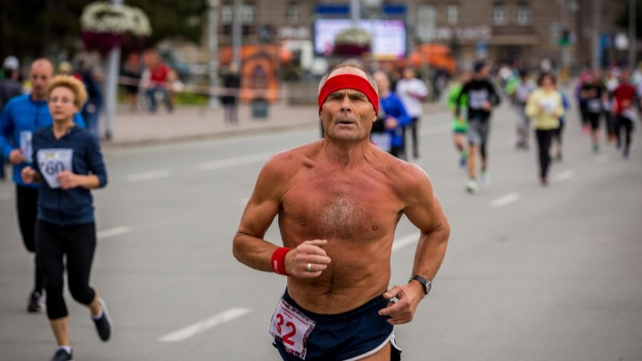 Новосибирцев и гостей города приглашают принять участие в популярном забеге