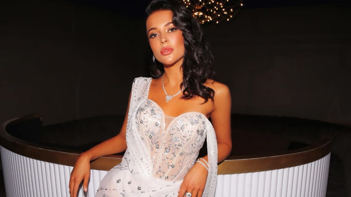 Уральская модель София Никитчук закатила шикарную вечеринку в честь дня рождения: показываем видео
