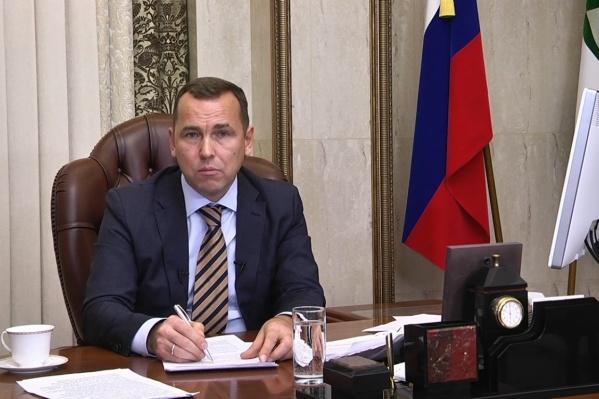 Вадим Шумков на вопросы зауральцев отвечал 80 минут
