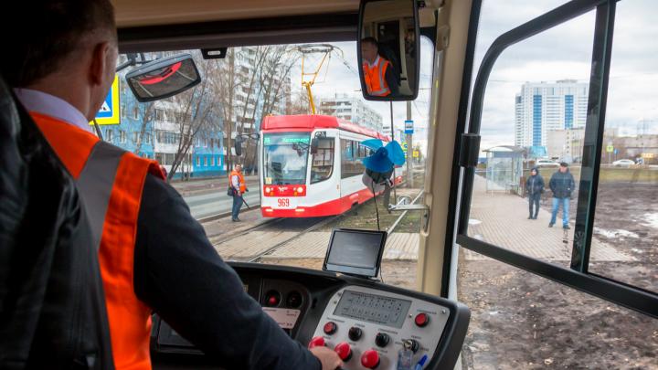 В Самаре восстановили движение трамваев №7 к «Самара Арене»