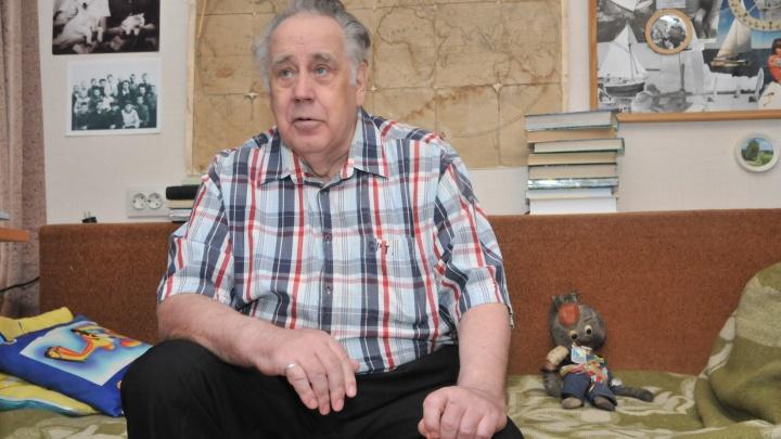 Владиславу Крапивину отказали в звании почётного жителя Севастополя, потому что уже дали его Путину
