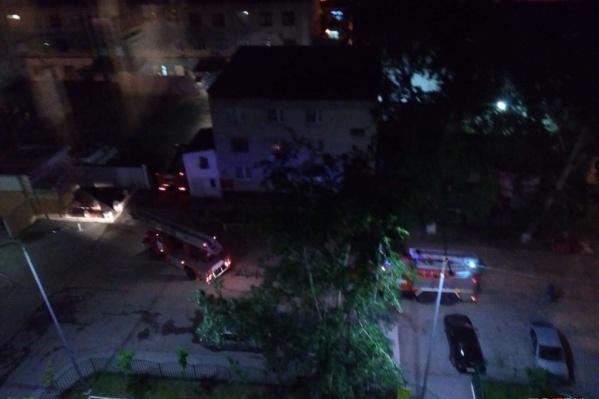 Площадь пожара составила пять квадратных метров. Сейчас в помещении колонии проводят ремонт