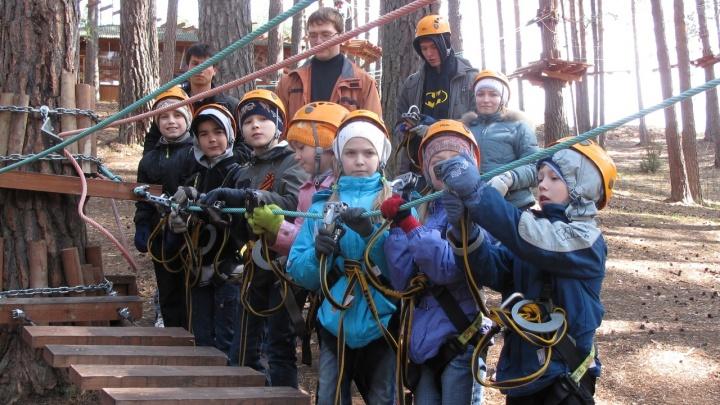 Тюменским родителям подсказали — осенние каникулы детям лучше провести в «Кулига-Парке»