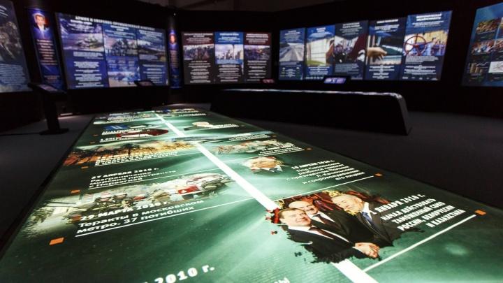 «Покажем редкие фотографии и видео»: в волгоградский музей завезли новую информацию о Крыме