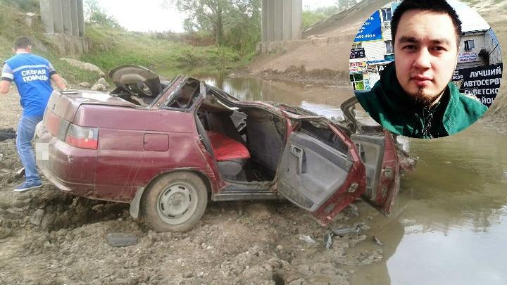 «Они ехали с похорон и сами разбились»: стала известна личность погибших в аварии в Башкирии