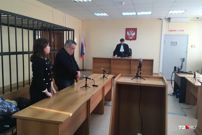 Судья огласила обвинительный приговор — Евгений Щукин получил три года колонии