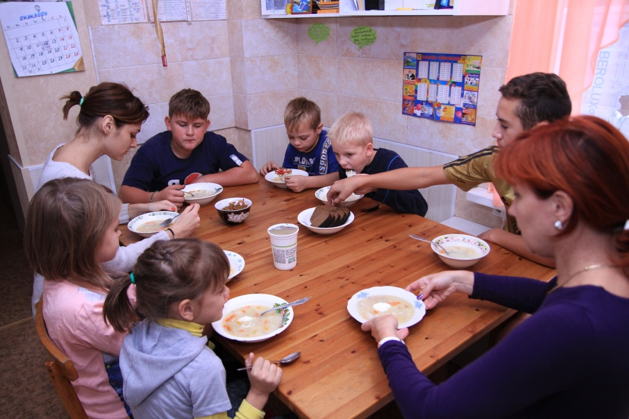 Благосостояние российских семей выросло