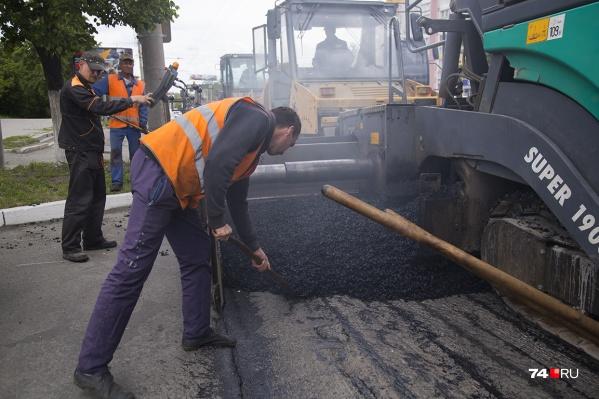В общей сложности на дороги в Челябинске потратят ещё 830 миллионов рублей. Эта сумма пойдёт и на их содержание, и на ремонт