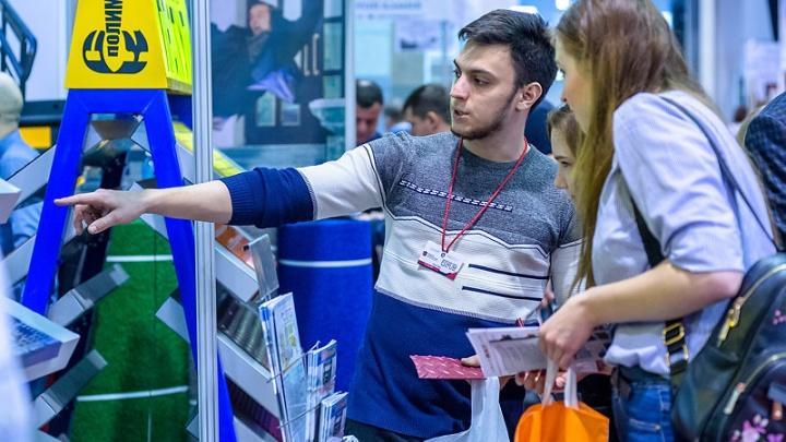Оценить мировые новинки стройиндустрии омичи смогут на крупнейшей отраслевой выставке в Новосибирске