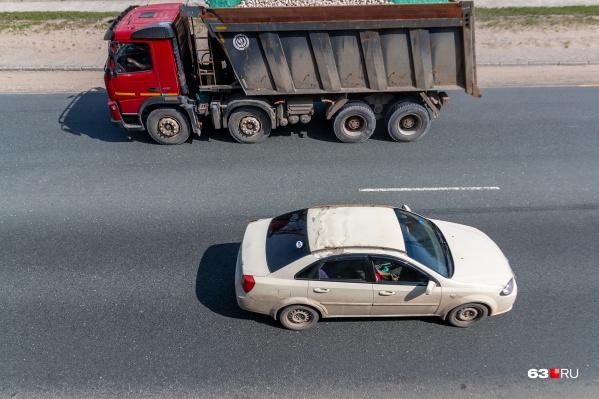 Цены на проезд для легковушек и грузовиков будут разными