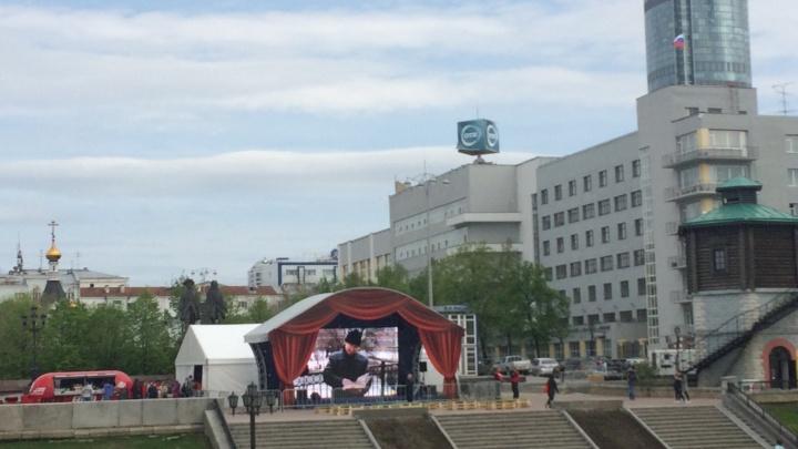 В «Ночь музеев» в Екатеринбурге покажут спектакли под открытым небом