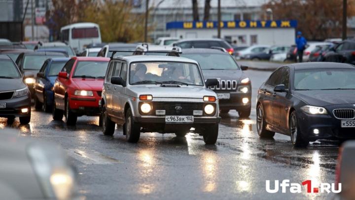 Автовладельцев Башкирии предупредили об опасной «незамерзайке»