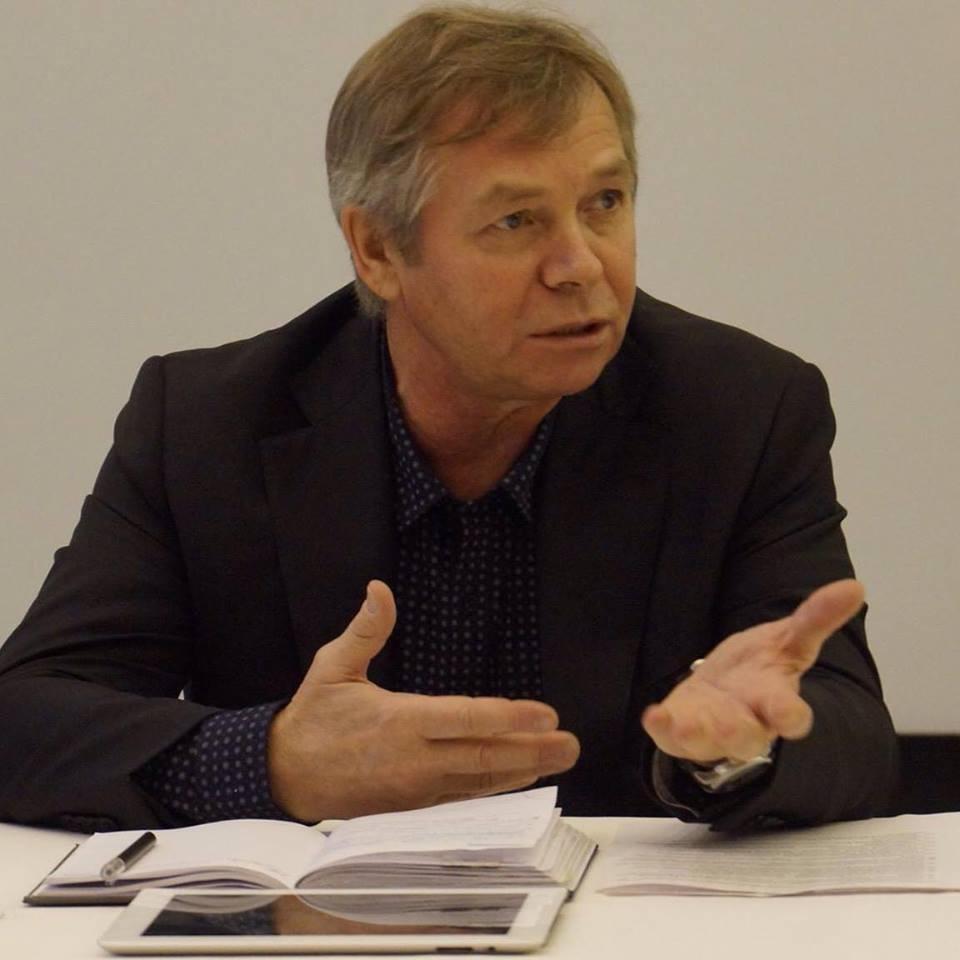 Архитектор Алексей Куковякин
