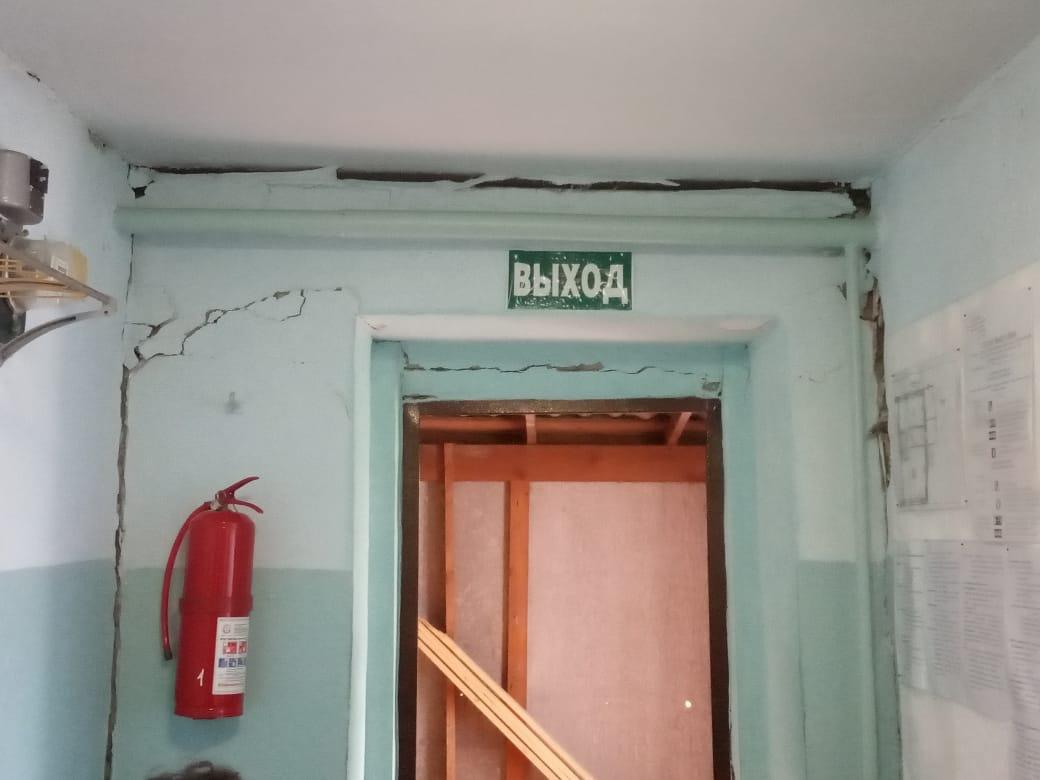 Фельдшерско-акушерский пункт в Кишкинском