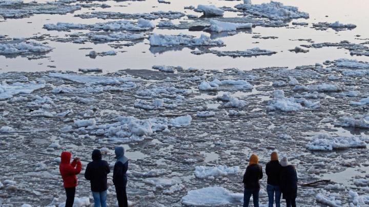 Паводок 2017: вода в реках Башкирии продолжает прибывать