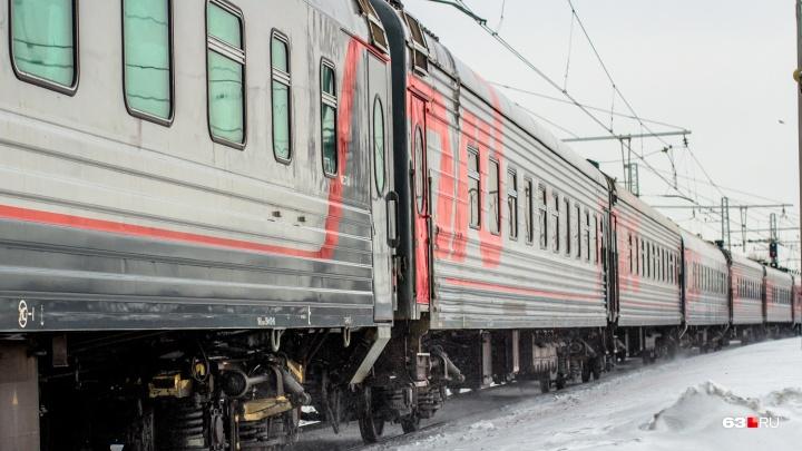 Нашли героин в трусах: в Самарской области транспортные полицейские сняли дилера с поезда