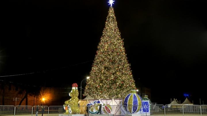 «Настоящая новогодняя погода» ждет нижегородцев 31 декабря