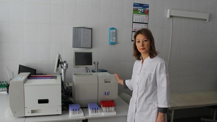 Областной СПИД-центр возглавила врач из Тольятти