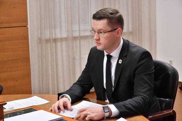 Евгений Чудаев перестал руководить ГК «Древо» 11 дней назад. Теперь он глава Минстроя