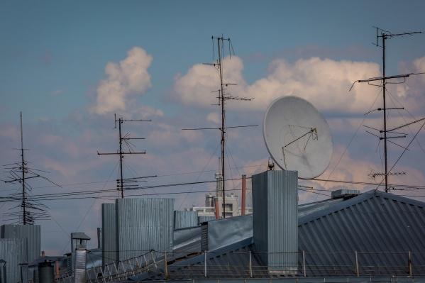 Сейчас цифровое телевидение доступно 98,54% жителей области