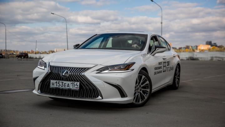 Lexus признали самым надежным автомобилем