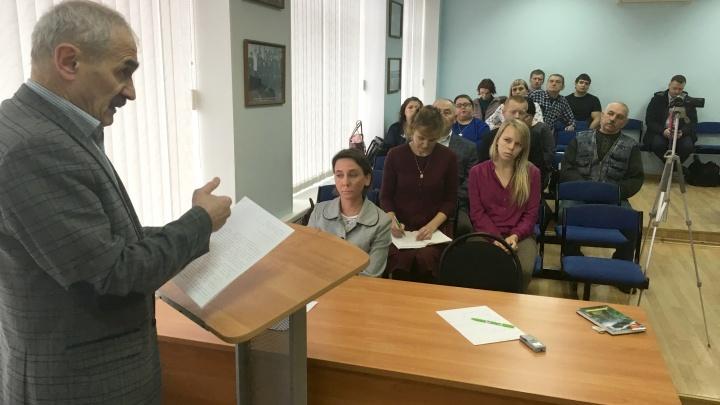 Впервые в истории региона депутаты юга Поморья провели съезд, чтобы сказать «нет» мусорным полигонам
