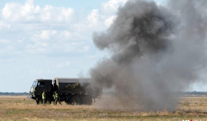 В Волгоградской области мужчина докопался до 77 мин