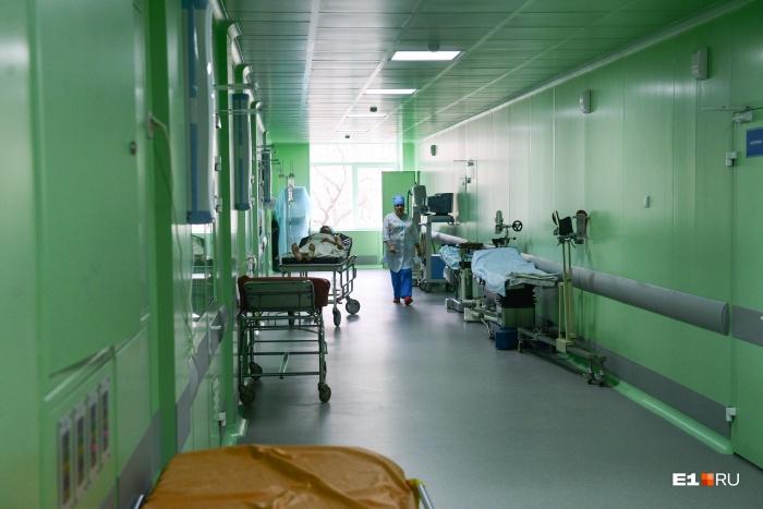 На этот раз съёмочная группа «Ревизорро: Медицинно» во главе с Оксаной Константиновной Щербаковой посетила екатеринбургскую больницу