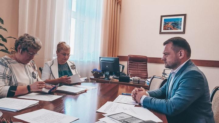 На выборы мэра Новосибирска выдвинулся первый кандидат