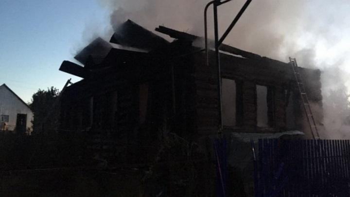 В деле о смертельном пожаре в Башкирии появилась новая версия