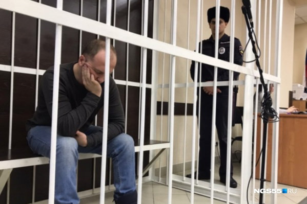 Отчим мальчика Сергей Казаков в суде