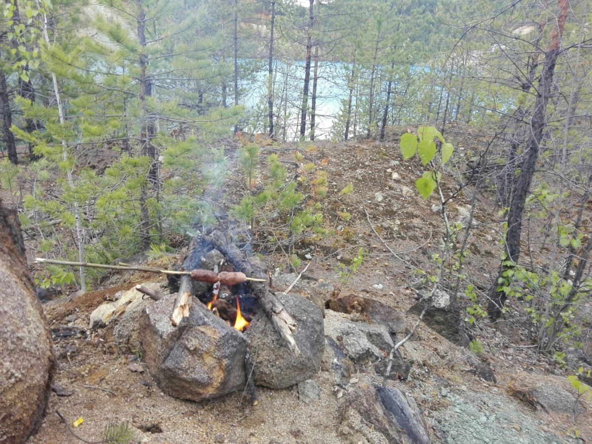 Разводите костры с осторожностью, чтобы не спалить такое чудесное место