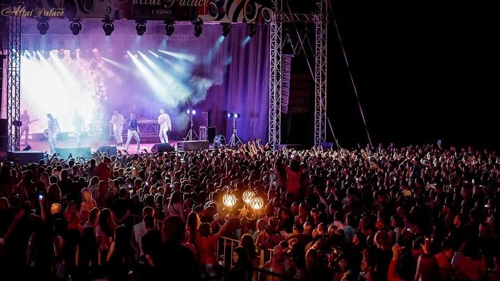 Новосибирцы смогут выиграть билеты на Altai Palace Fest