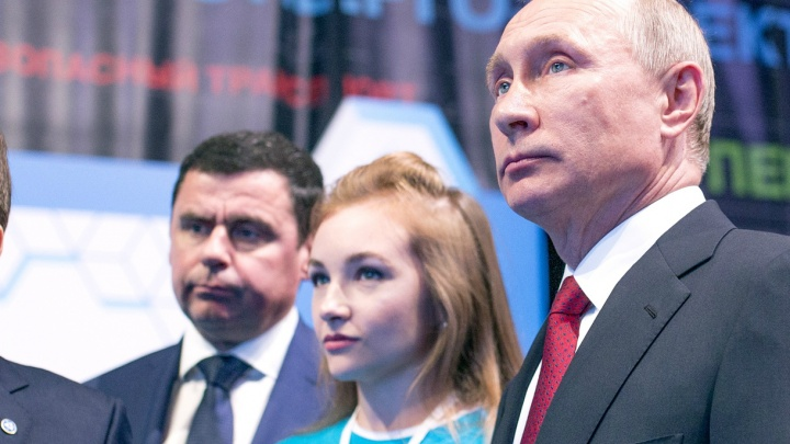 Президент Владимир Путин порекомендовал ярославскому губернатору заботиться о качестве жизни людей