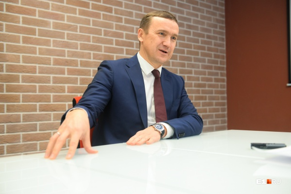 Геннадий Черных рассказал о планах строительной компании PRINZIP в интервью E1.RU