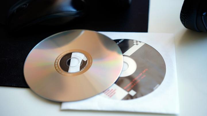 У «Торгового города»полиция нашла 20 тысяч пиратских CD-дисков с классической музыкой