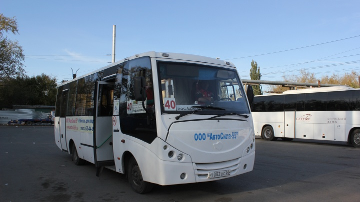 Омский перевозчик заменит автобусы Volgabus новыми машинами