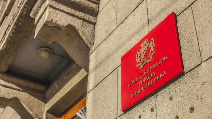 Депутаты Новосибирска потратят 49 миллионов на публикации о себе