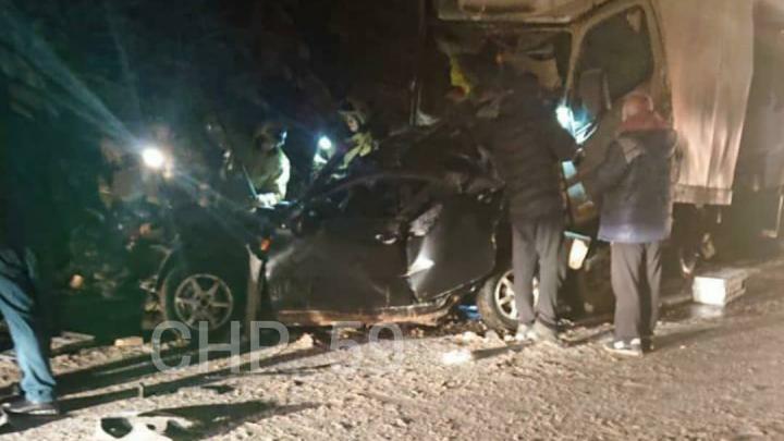 Полиция возбудила уголовное дело из-за гибели двух женщин в ДТП под Очером