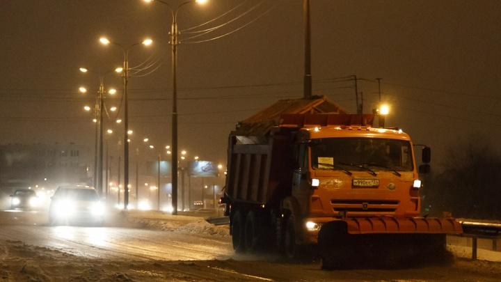 Снег с дождем и гололедица: в Волгоградской области готовятся к удару стихии